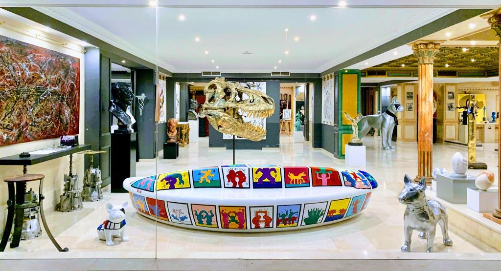 Galeria de arte en Estepona