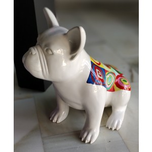 Escultura del artista Arte by Leyton - Kandinsky dog