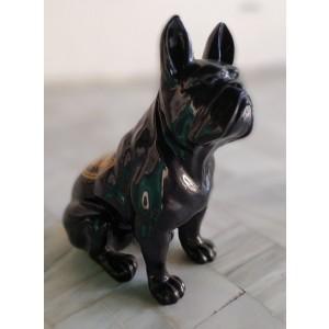 Escultura del artista Arte by Leyton - Dogperignon mediano