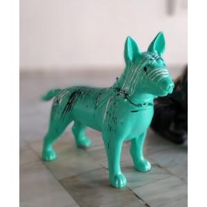 Escultura del artista Arte by Leyton - Greendog