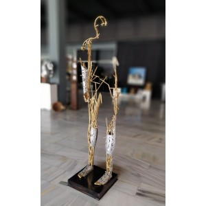 Escultura del artista Arte by Leyton - Invisible man