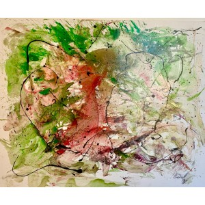 Painting - Esmeralda