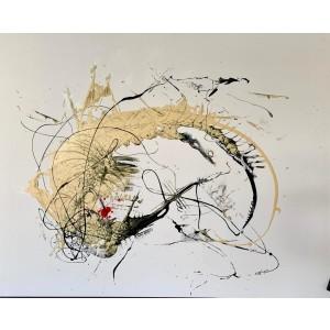 Painting - Impacto