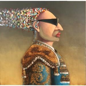 Painting - Guardaespaldas I
