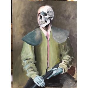 Painting - Escopeta nacional