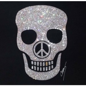 Painting - Peaceskully