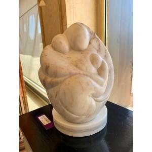 Sculpture - Maternidad tandem