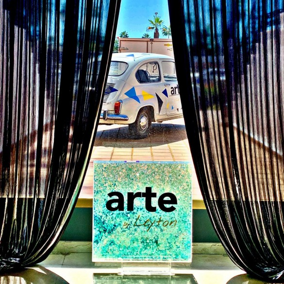 The opening - Art Gallery