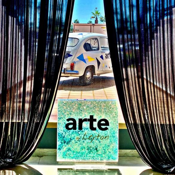La apertura - Galería de Arte