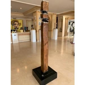 Sculpture - Totem Siko