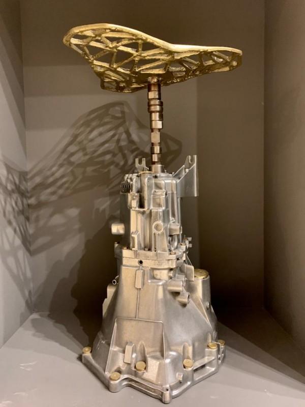 Art Design from David Marshall - Taburete motor