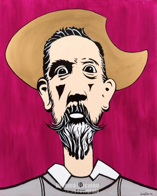 Exposición Quijote en el Siglo XXI en Estepona