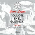 Curro Leyton en La Nacional de Nueva York
