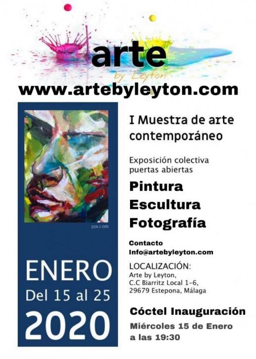 I Muestra de Arte Contemporáneo - Art Gallery