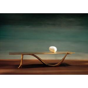 Art Design from Salvador Dalí - Mesa Leda