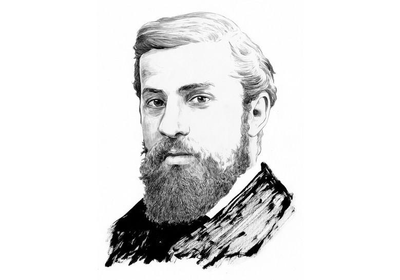 Antoni Gaudí Picture