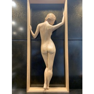 Sculpture from Lee Forester - Framed female nude