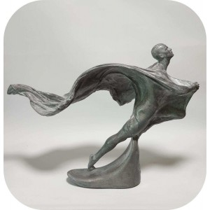 Sculpture from Ose del Sol - Aire