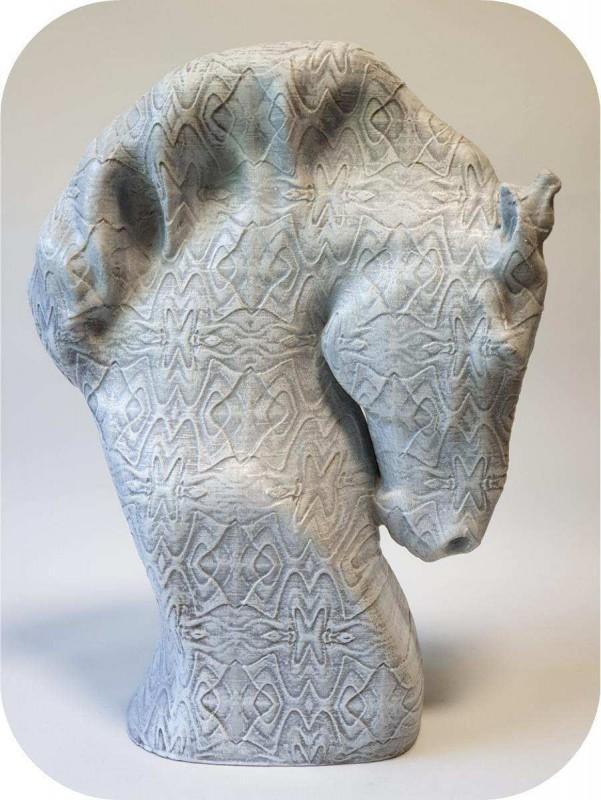 Sculpture from Ose del Sol - Equus