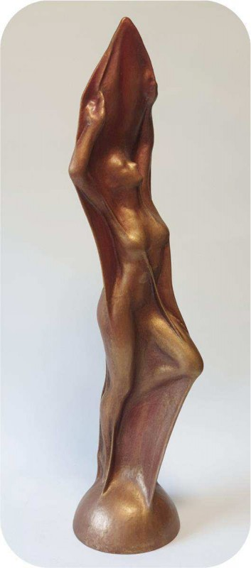 Sculpture from Ose del Sol - Fuego