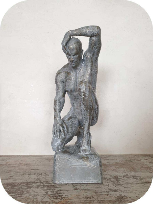 Sculpture from Ose del Sol - Sili