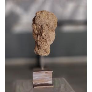 Sculpture - Stone man